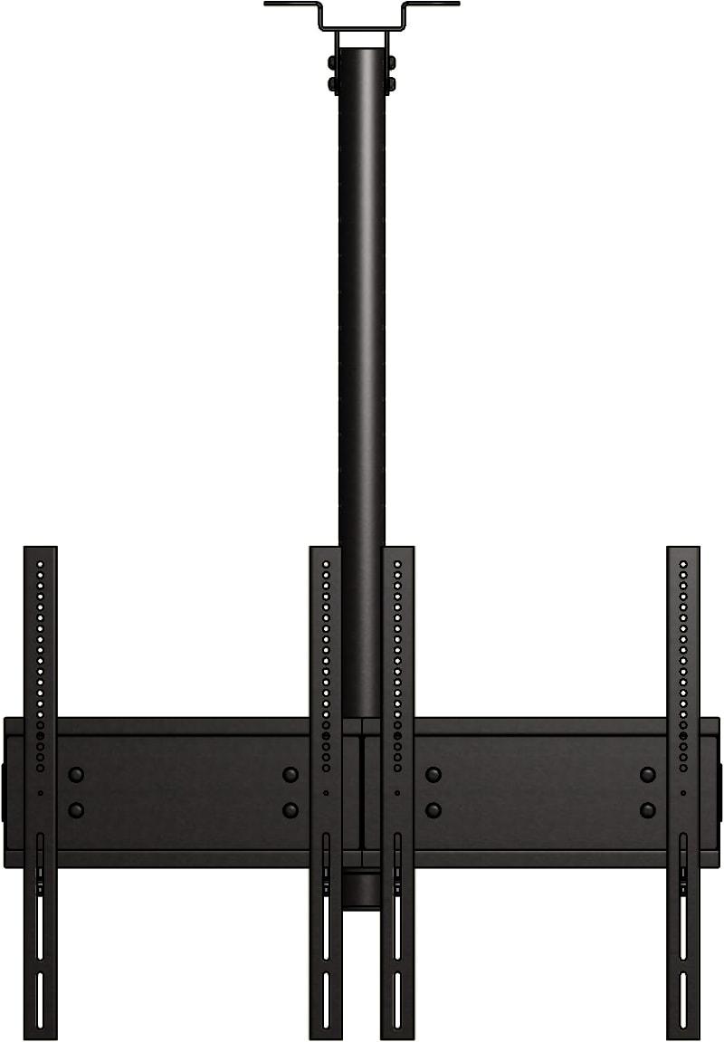 LC-US2155BB-P - Uchwyt dla 4 ekranów informacyjnych - Uchwyty do sufitu