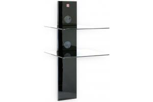 Półka pod TV P120 wysoki połysk
