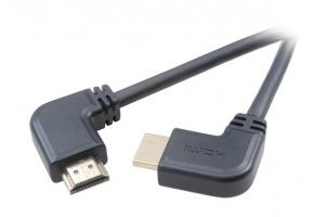 VIVANCO kabel kątowy HDMI: długość przewodu 1,5 m