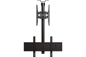 LC-US455BBS-L - Uchwyt do 4 telewizorów 40-55