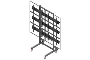 LCT2347-L - Uchwyt mobilny w układzie 2x3 / 40