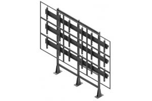 LCS3347-L - Uchwyt stacjonarny w układzie 3x3 / 40