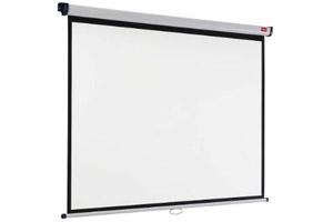 Ekran ręcznie rozwijany NOBO 240x181,3
